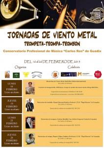 JORNADAS DE VIENTO METAL - Cartel